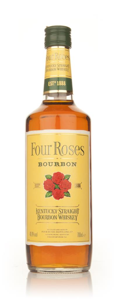 Four Roses 6 Year Old Kentucky Bourbon - 1990s Bourbon Whiskey