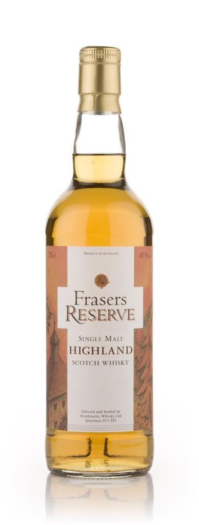 Frasers Highland Reserve (Gordon and MacPhail) Single Malt Whisky