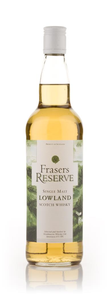 Frasers Lowland Reserve (Gordon and MacPhail) Single Malt Whisky