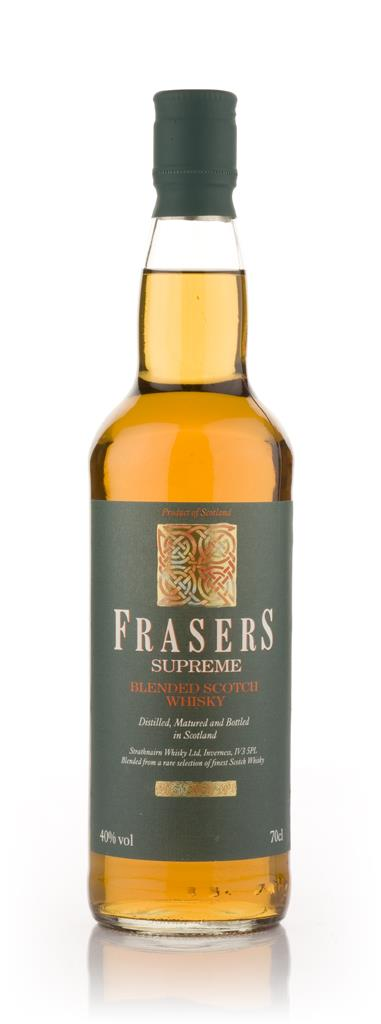 Frasers Supreme Blended (Gordon and MacPhail) Blended Whisky