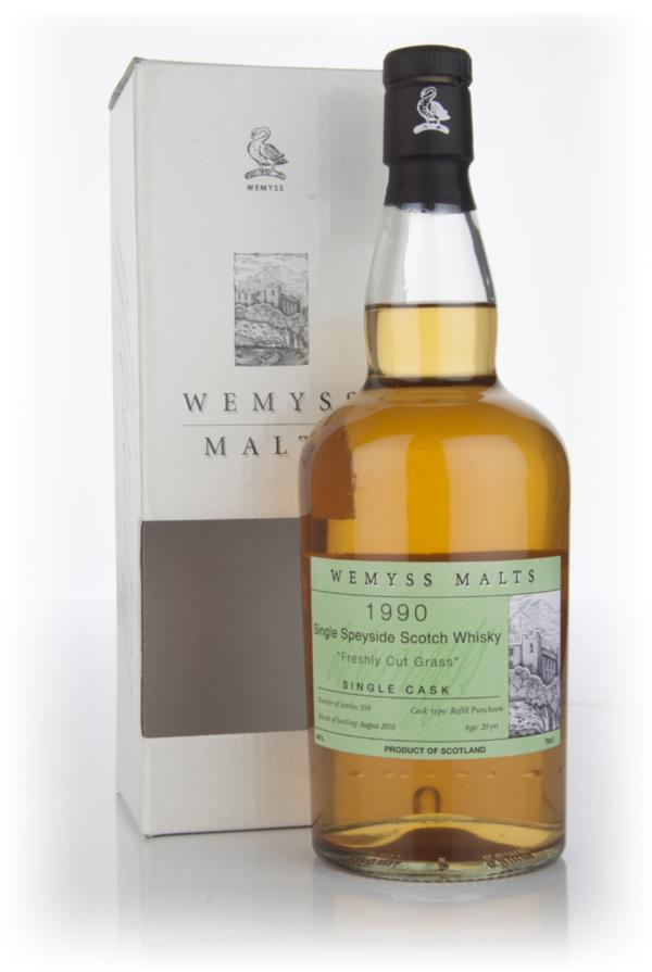 Freshly Cut Grass 1990 (Wemyss Malts) Single Malt Whisky