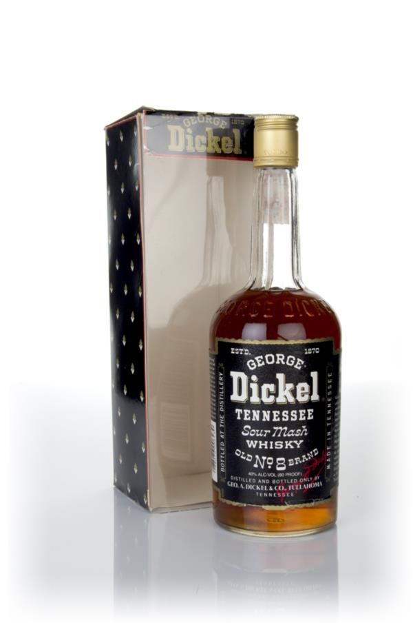 George Dickel Tennessee Sour Mash - 1980s Tennessee Whiskey