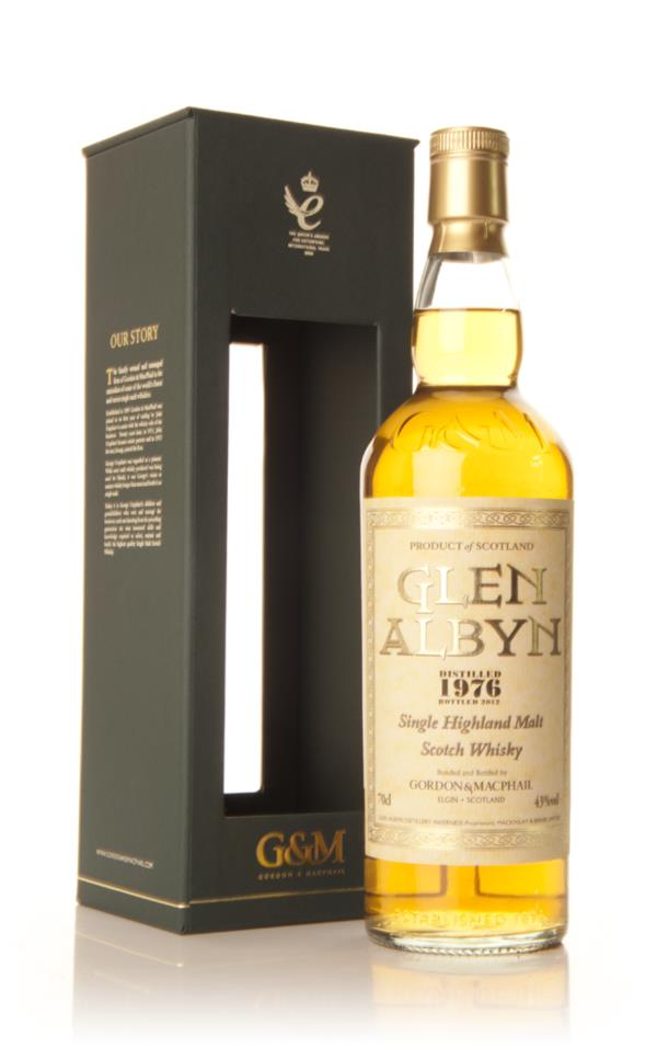 Glen Albyn 1976 (Gordon & MacPhail) Single Malt Whisky