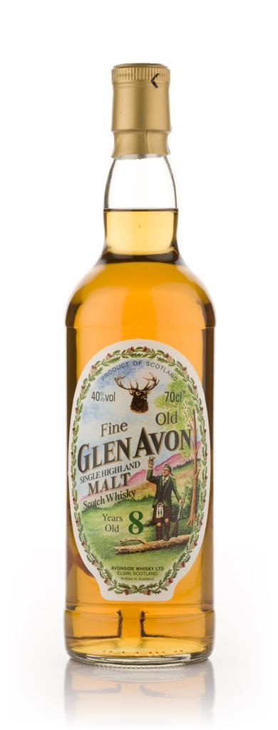 Glen Avon 8 Year Old (Gordon and MacPhail) Single Malt Whisky