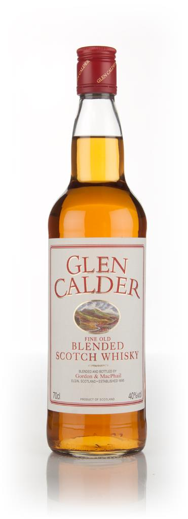 Glen Calder Blended (Gordon and MacPhail) Blended Whisky