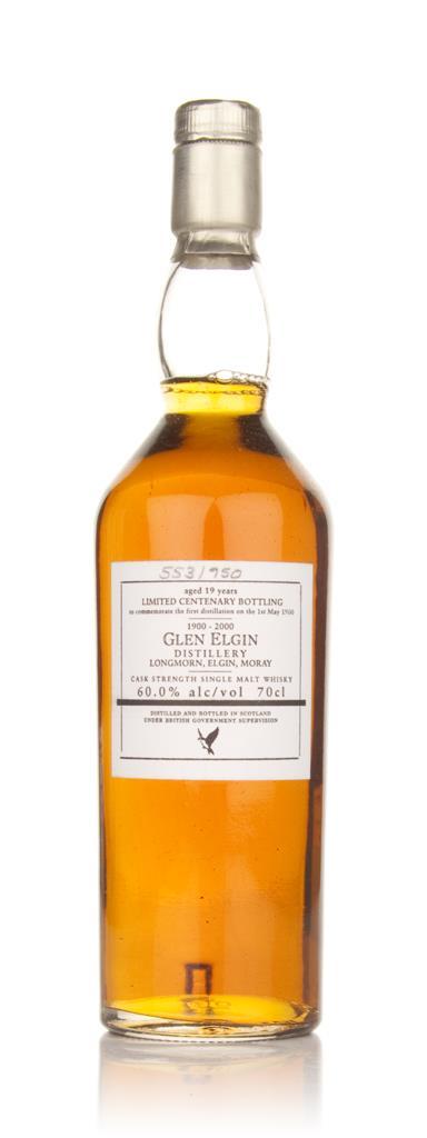 Glen Elgin 19 Year Old Centenary Single Malt Whisky