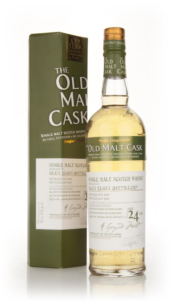 Glen Elgin 24 Year Old 1985 - Old Malt Cask (Douglas Laing) Single Malt Whisky