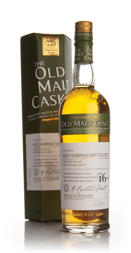 Glen Garioch 16 Year Old 1992 - Old Malt Cask (Douglas Laing) Single Malt Whisky