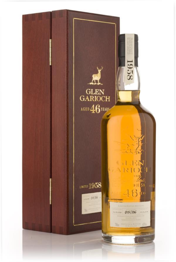Glen Garioch 46 Year Old 1958 Single Malt Whisky