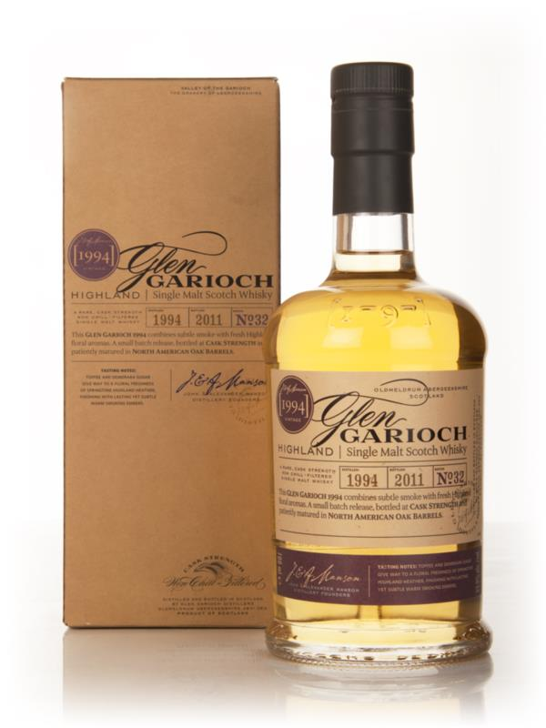 Glen Garioch 1994 - Batch 32 Single Malt Whisky