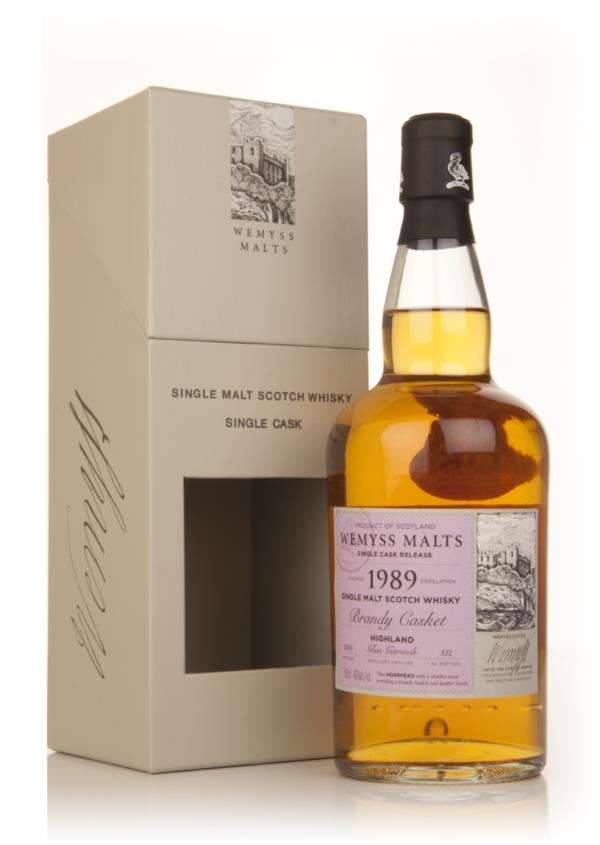 Brandy Casket 1989 - Wemyss Malts (Glen Garioch) Single Malt Whisky