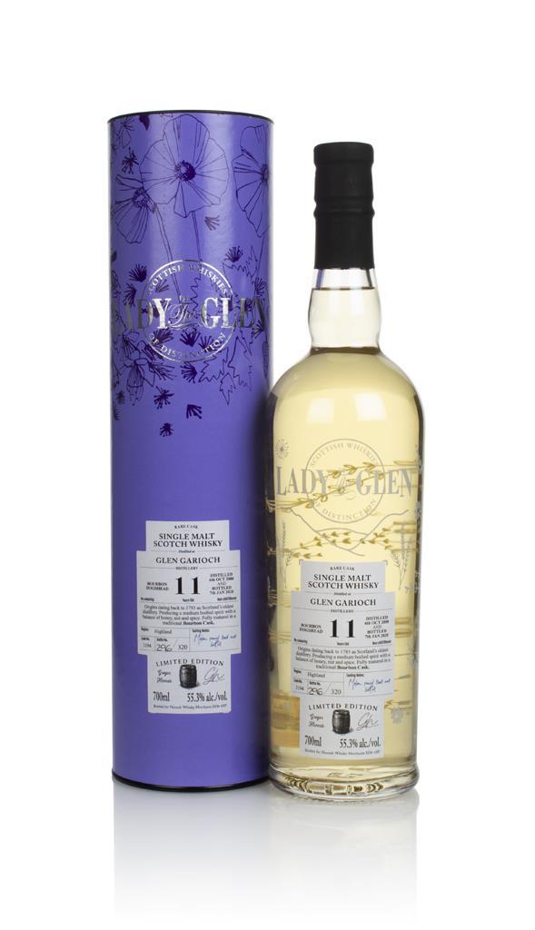 Glen Garioch 11 Year Old 2008 (cask 3194) - Lady of the Glen (Hannah W Single Malt Whisky