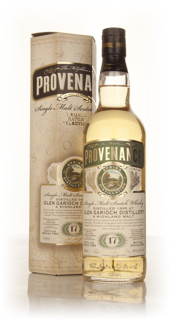 Glen Garioch 17 Year Old 1995 (cask 9767) - Provenance (Douglas Laing) Single Malt Whisky