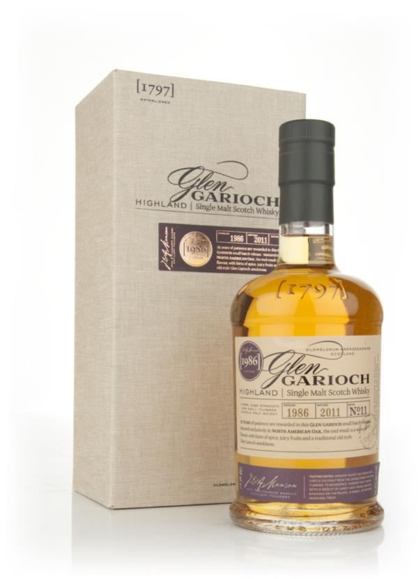 Glen Garioch 1986 - Batch No 11 Single Malt Whisky