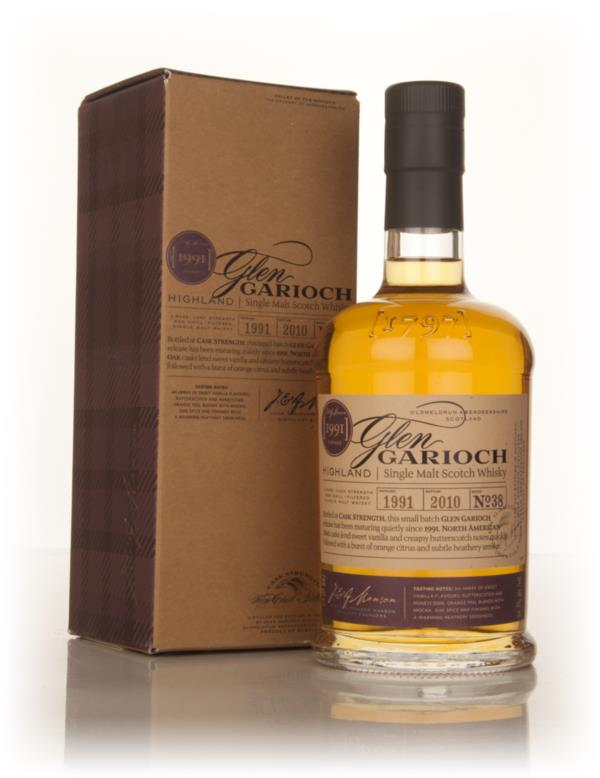 Glen Garioch 1991 - Batch 38 Single Malt Whisky