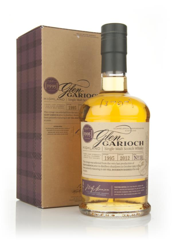 Glen Garioch 1995 - Batch 10 Single Malt Whisky