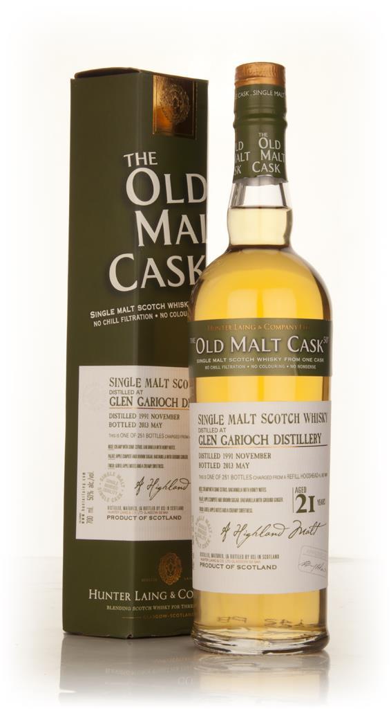 Glen Garioch 21 Year Old 1991 (cask 9809) - Old Malt Cask (Hunter Lain Single Malt Whisky
