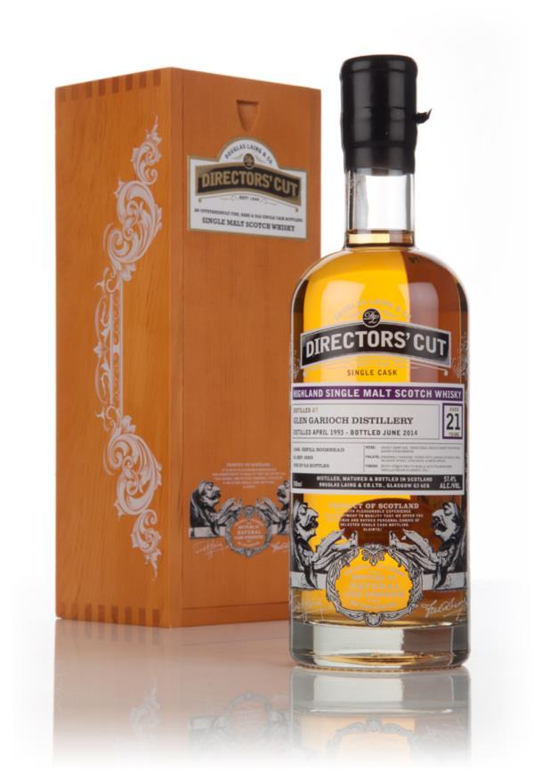 Glen Garioch 21 Year Old 1993 (cask 10353) - Directors' Cut (Douglas L Single Malt Whisky 3cl Sample