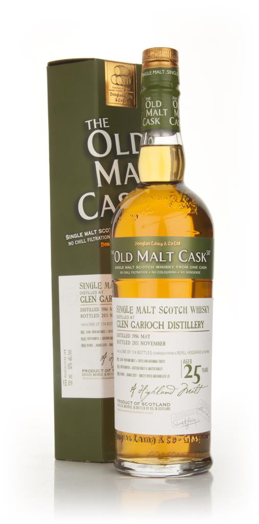 Glen Garioch 25 Year Old 1986 - Old Malt Cask (Douglas Laing) Single Malt Whisky