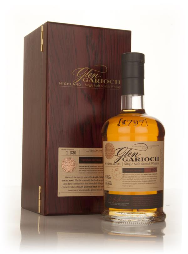 Glen Garioch 30 Year Old 1978 - Vintage Edition Single Malt Whisky