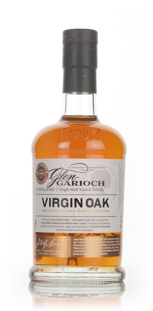 Glen Garioch Virgin Oak Single Malt Whisky
