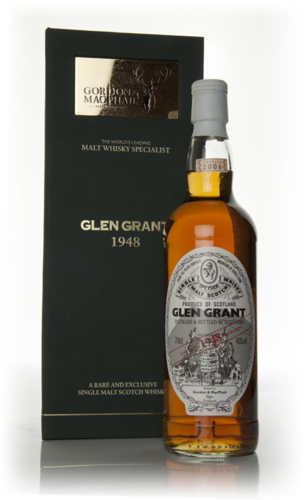 Glen Grant 1948 (Gordon and MacPhail) Single Malt Whisky