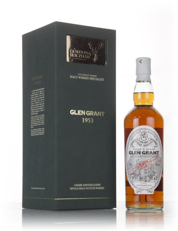 Glen Grant 1953 (Gordon and MacPhail) Single Malt Whisky