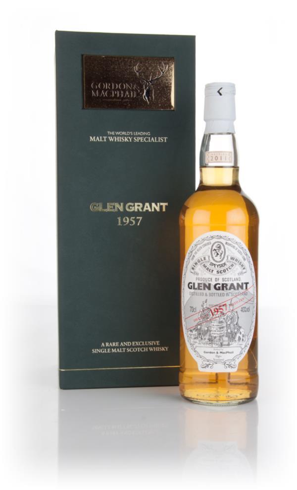 Glen Grant 1957 (Gordon and MacPhail) Single Malt Whisky