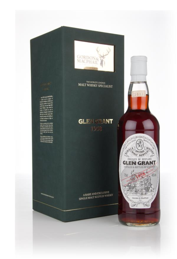 Glen Grant 1958 (Gordon and MacPhail) Single Malt Whisky