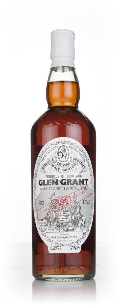 Glen Grant 1961 (Gordon and MacPhail) Single Malt Whisky