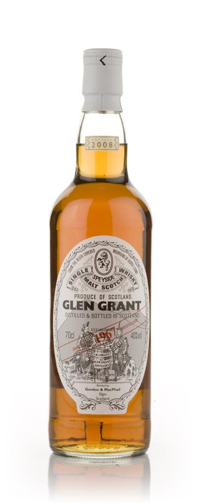 Glen Grant 1967 (Gordon and MacPhail) Single Malt Whisky