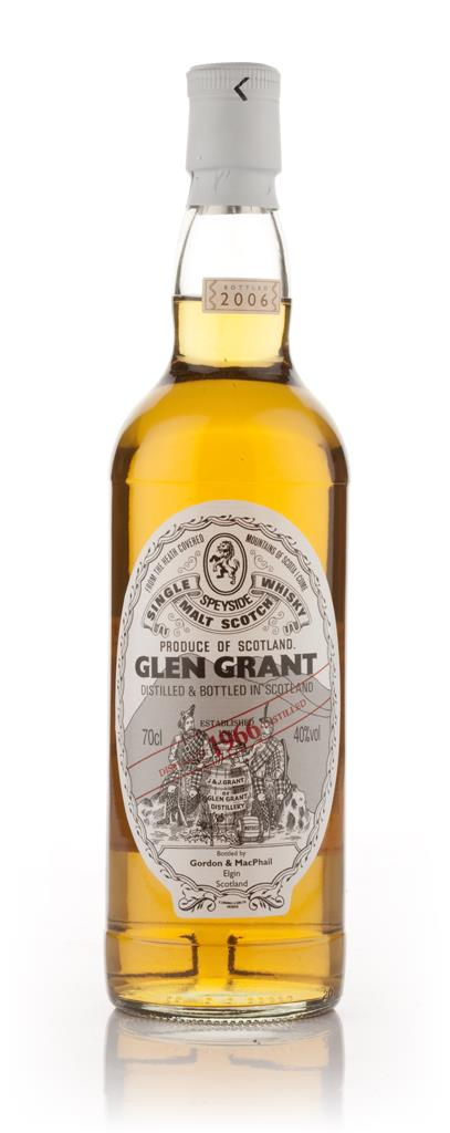 Glen Grant 1990 (Gordon and MacPhail) Single Malt Whisky