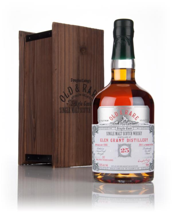 Glen Grant 25 Year Old 1985 - Old & Rare (Douglas Laing) Single Malt Whisky