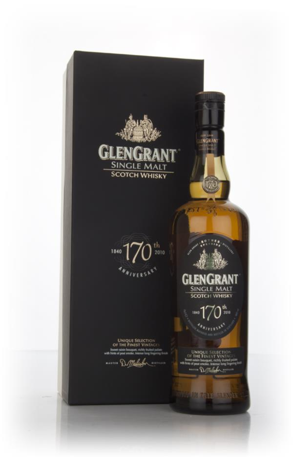 Glen Grant 170th Anniversary Edition Single Malt Whisky