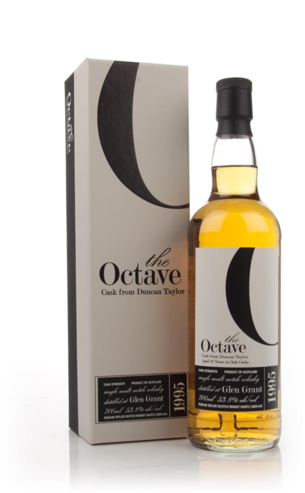 Glen Grant 18 Year Old 1995 (Cask 9446769) - The Octave (Duncan Taylor Single Malt Whisky