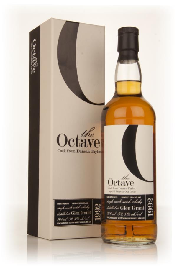 Glen Grant 20 Year Old 1992 (cask 446106) - The Octave (Duncan Taylor) Single Malt Whisky