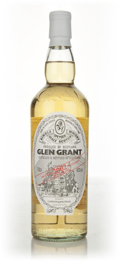 Glen Grant 2002 (Gordon and MacPhail) Single Malt Whisky
