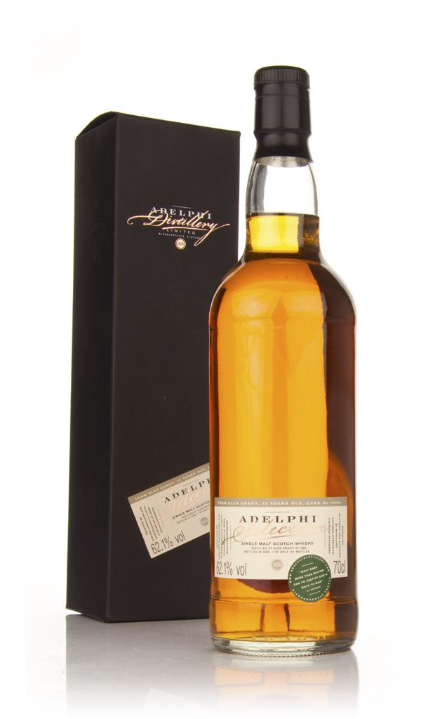 Glen Grant 22 Year Old (Adelphi) Single Malt Whisky