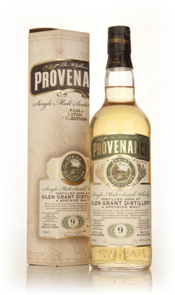 Glen Grant 9 Year Old 2004 (cask 9874) - Provenance (Douglas Laing) Single Malt Whisky
