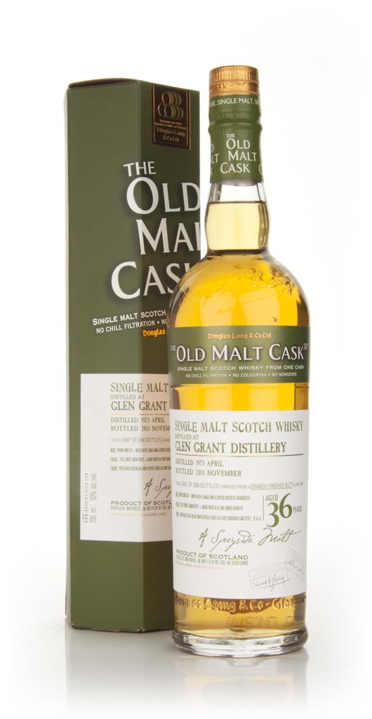 Glen Grant 36 Year Old 1975 Brandy Cask - Old Malt Cask (Douglas Laing Single Malt Whisky
