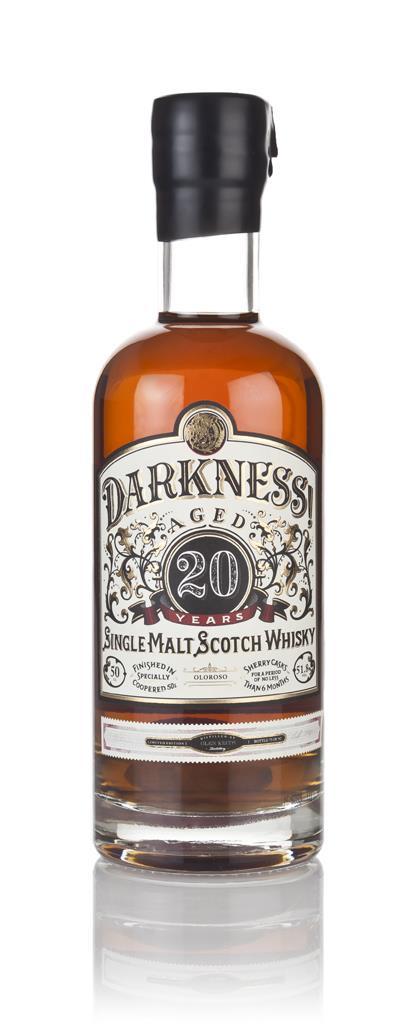 Darkness! Glen Keith 20 Year Old Oloroso Cask Finish 3cl Sample Single Malt Whisky