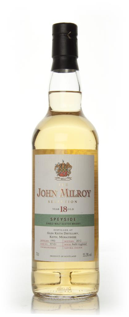 The John Milroy 18 Year Old Speyside (Berry Brothers and Rudd) Single Malt Whisky