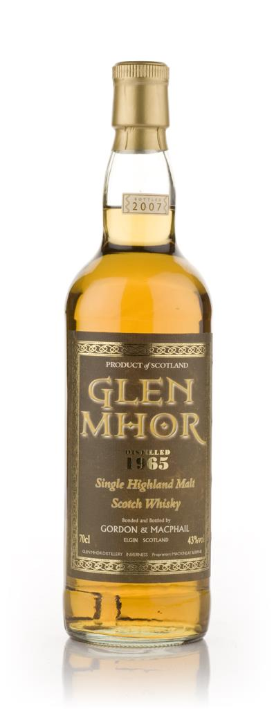 Glen Mhor 1965 (Gordon and MacPhail) Single Malt Whisky