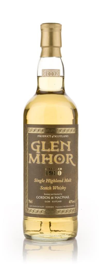 Glen Mhor 1980 (Gordon and MacPhail) Single Malt Whisky