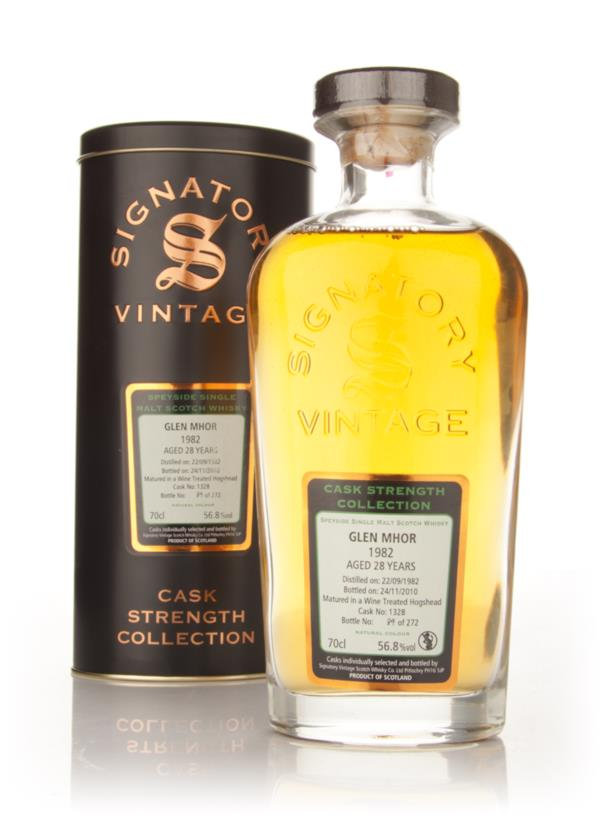 Glen Mhor 28 Year Old 1982 Cask 1328 - Cask Strength Collection (Signa Single Malt Whisky