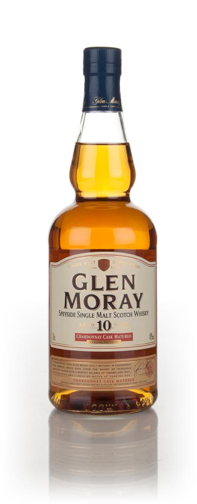 Glen Moray 10 Year Old Chardonnay Single Malt Whisky
