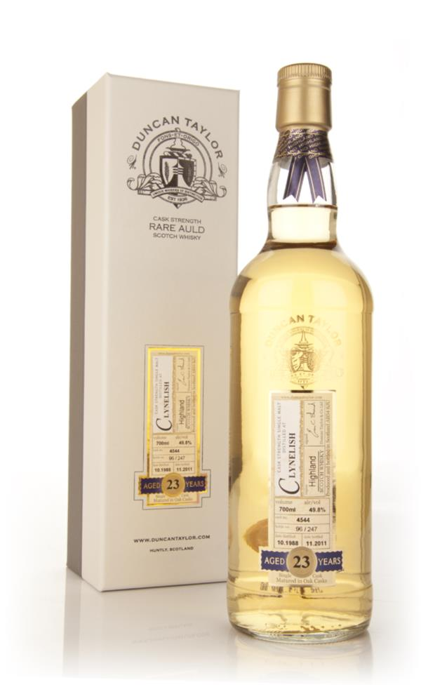 Glen Moray 19 Year Old 1991 Rare Auld Single Malt Whisky