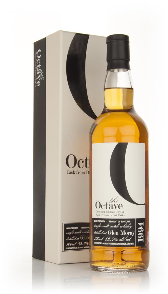 Glen Moray 17 Year Old 1994 - The Octave (Duncan Taylor) Single Malt Whisky