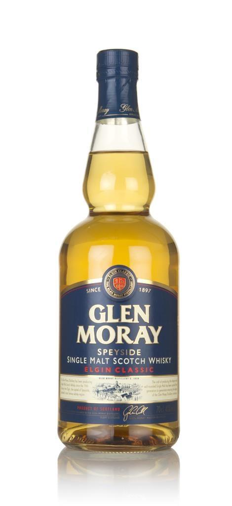 Glen Moray Elgin Classic Single Malt Whisky