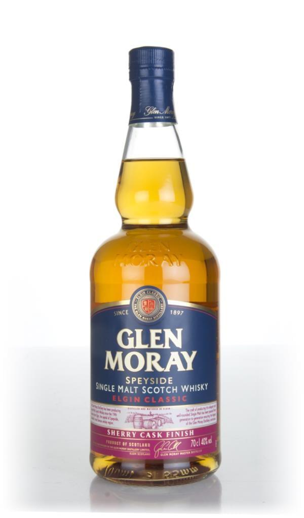 Glen Moray Sherry Cask Finish - Elgin Classic Single Malt Whisky